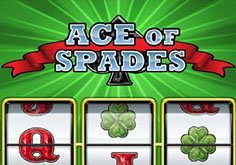 Ace Of Spades Pokie Logo