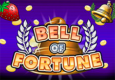 Bell Of Fortune Pokie Logo