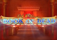 Book Of Dead Pokie Logo