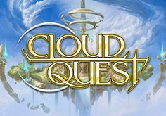 Cloud Quest Pokie Logo