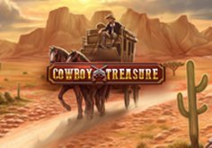 Cowboy Treasure Pokie Logo