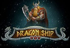 Dragon Ship Pokie Logo