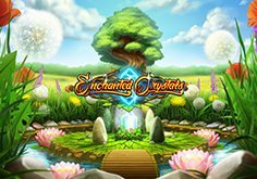 Enchanted Crystals Pokie Logo