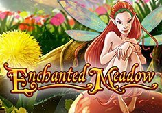Enchanted Meadow Pokie Logo