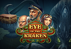 Eye Of The Kraken Pokie Logo