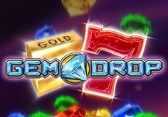 Gem Drop Pokie Logo