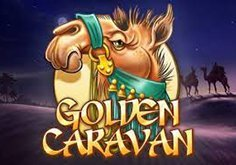 Golden Caravan Pokie Logo