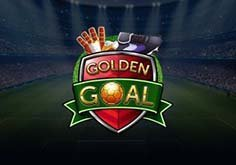Golden Goal Pokie Logo