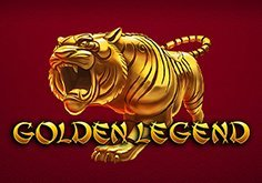 Golden Legend Pokie Logo
