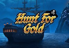 Hunt For Gold Pokie Logo