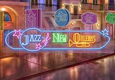 Jazz Of New Orleans Pokie Logo