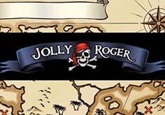 Jolly Roger Pokie Logo