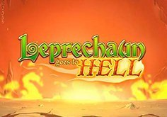 Leprechaun Goes To Hell Pokie Logo