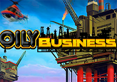 Oily Business Pokie Logo