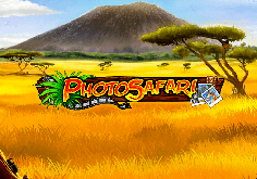 Photo Safari Pokie Logo