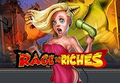 Rage To Riches Pokie Logo