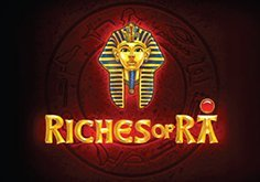 Riches Of Ra Pokie Logo