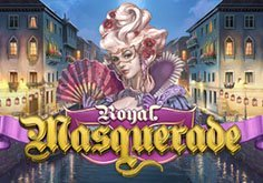 Royal Masquerade Pokie Logo