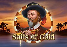 Sails Of Gold Pokie Logo