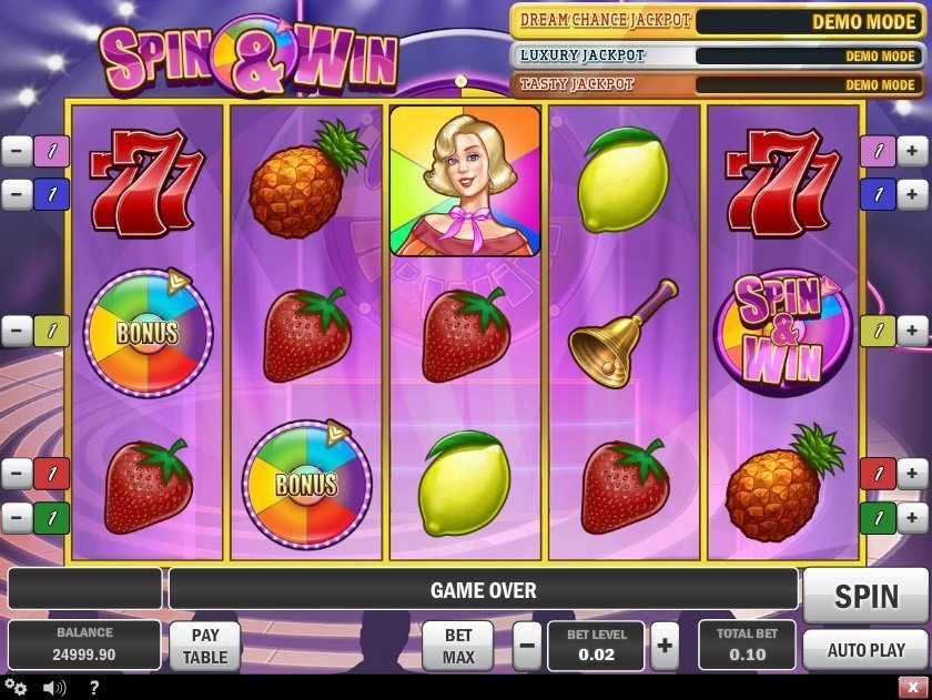 Spin To Win Game Online For Free