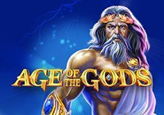 Age Of The Gods Pokie Logo