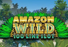 Amazon Wild Pokie Logo
