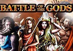 Battle Of The Gods Pokie Logo
