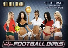 Bench Warmer Football Girls Pokie Logo