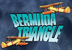 Bermuda Triangle Pokie Logo