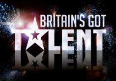 Britains Got Talent Pokie Logo