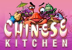 Chinese Kitchen Pokie Logo