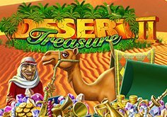 Desert Treasure 2 Pokie Logo