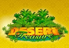 Desert Treasure Pokie Logo