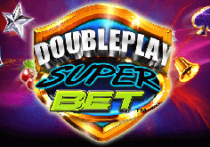 Doubleplay Super Bet Pokie Logo