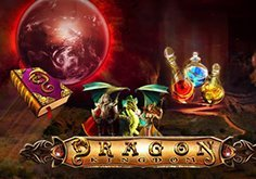 Dragon Kingdom Pokie Logo