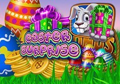 Easter Surprise Pokie Logo