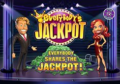 Everybody 8217s Jackpot Pokie Logo