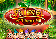 Fairest Of Them All Pokie Logo