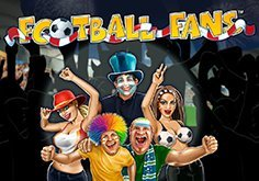 Football Fans Pokie Logo