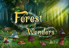 Forest Of Wonders Pokie Logo