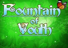 Fountain Of Youth Pokie Logo