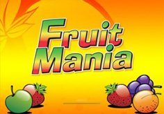 Fruit Mania Pokie Logo