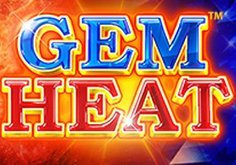 Gem Heat Pokie Logo