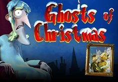Ghosts Of Christmas Pokie Logo