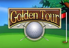 Golden Tour Pokie Logo