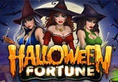 Halloween Fortune Pokie Logo