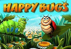 Happy Bugs Pokie Logo