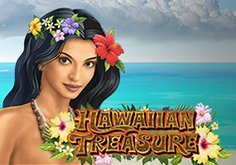 Hawaiian Treasure Pokie Logo