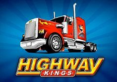 Highway Kings Pokie Logo