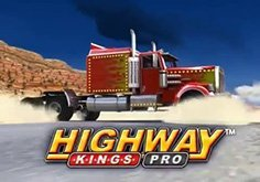 Highway Kings Pro Pokie Logo